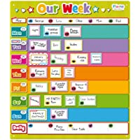 Fiesta Crafts Our Week Magnetic Planner Activity Chart