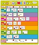 Our Week Magnetic Planner Activity Chart