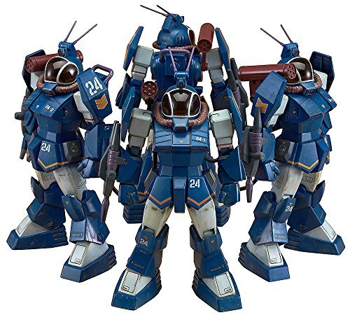 Fang of the Sun Dougram COMBAT ARMORS MAX EX01 1 / 72scale Sol tick H8RF Kochima Spl 24 troops set (ABS & amp; PS & amp; PE prefabricated plastic model) by Animewild