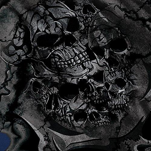 ... Tod Schädel Böse Skelett Krieg Zombie Damen S-2XL Muskelshirt | Wellcoda  Marine ...