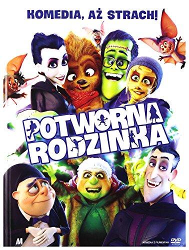 Potworna rodzinka (booklet) [DVD] (IMPORT) (Keine deutsche Version)