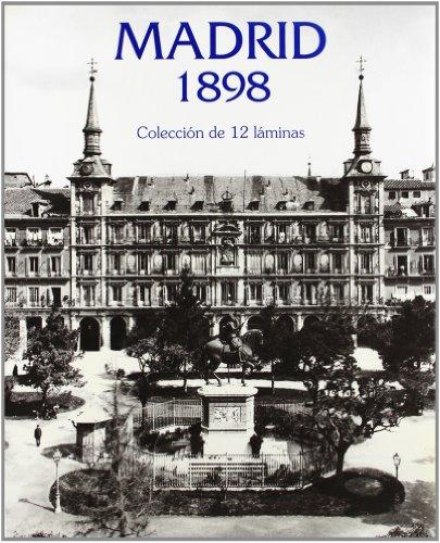 Descargar Libro Madrid 1898. Colección de 12 láminas de Unknown