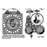 Crafty individuos sello de goma (sin montar-Reloj y Steampunk Caballero-ci-305