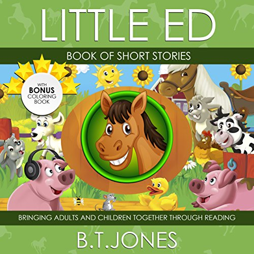 Bt-kinder-shorts (Little Ed: Book of Short Stories (English Edition))