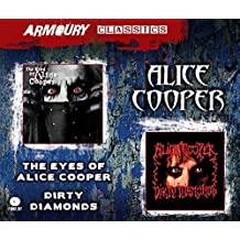 The Eyes of Alice Cooper+Dirty Diamonds (2cd)