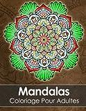 Mandala Livre de coloriage pour adultes: Anti Stress + 60 Mandalas gratuites (PDF pour imprimer)