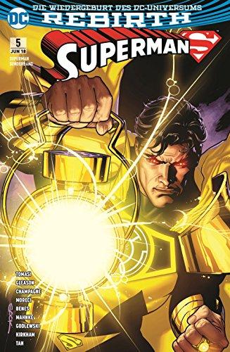 Superman Sonderband: Bd. 5: Die Macht der Furcht (Superman-comic-buch 1)