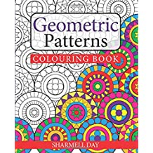 Geometric Patterns: Colouring Book
