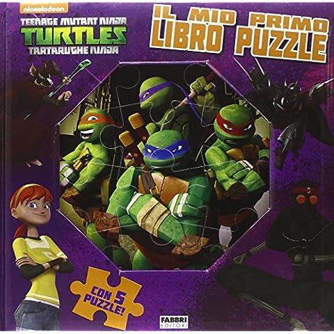 Il mio primo libro puzzle. Turtles Tartarughe