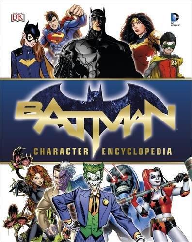 Batman. Character Encyclopedia por Vv.Aa.