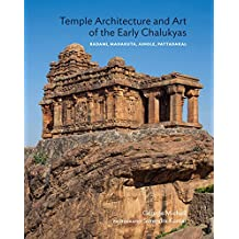 Amazon george michell books temple architecture and art of the early chalukyas badami mahakuta aihole pattadakal fandeluxe Image collections