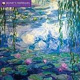 Monet's Waterlilies Wall Calendar 2018 (Art Calendar)