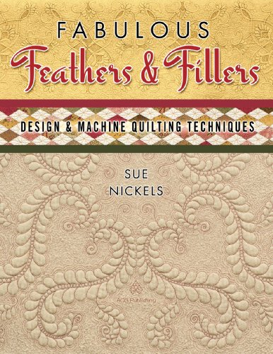 Fabulous Feathers Fillers - Design & Machine Quilting Tech -