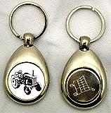 JoGo Schlüsselanhänger Traktor
