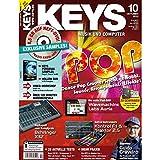 Keys 10 2012 mit DVD - Dance Pop Grooves - Software auf DVD - Personal Samples - Free Loops - Audiobeispiele