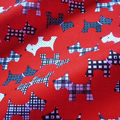 red-polycotton-fabric-with-black-white-scottie-dogs-per-metre