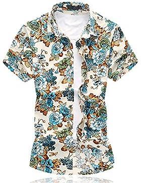 Gazzarrini Camicia Uomo MCBI132009O Cotone Multicolor