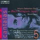 Bach, J.S.: Cantatas, Vol. 5 - Bwv 18, 143, 152, 155, 161