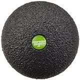 Perform Better Erwachsene PB Blackroll Ball (Klein) 8 Massagebälle, Schwarz, 8 cm