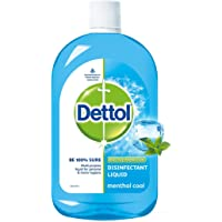 Dettol Disinfectant Liquid - 500ml (Menthol Cool)