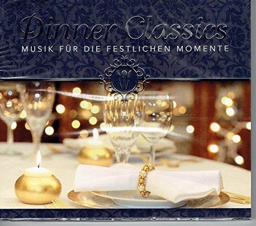 Preisvergleich Produktbild Dinner Classics - Musik für klassische Momente