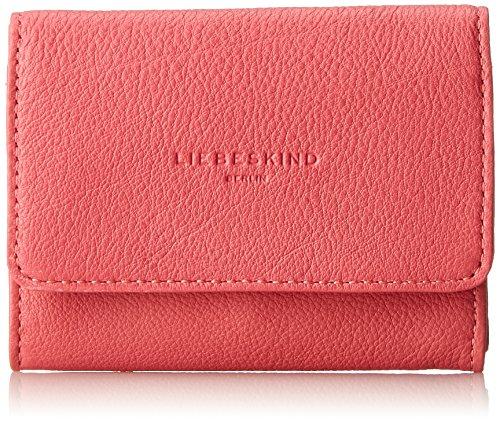 Liebeskind Berlin Damen Tabeaf8 Core Geldbörse, Pink (Coral Pink), 2x12x10 cm