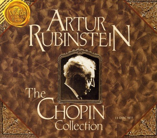 The Chopin Collection (Coffret 11 CD)