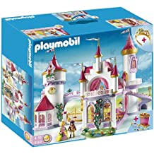 Amazon.fr : Playmobil Chateau Princesse