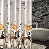 liuhoue liuhoueDuschvorhänge,wasserdichte wand vorhang,badezimmer mit bad,duschvorhang-A 200cm*240cm