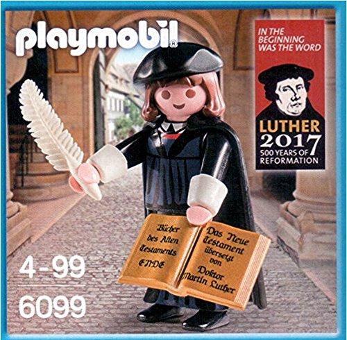 Preisvergleich Produktbild Playmobil 9325 Martin Luther - 10 Stück - 500 Jahre Reformation