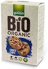 Gullón Galleta Chocolate Chips Bio Organic, 1 x 250g