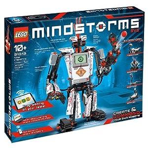 61JpQAMbLDL. SS300  - LEGO Mindstorms - EV3 (31313)