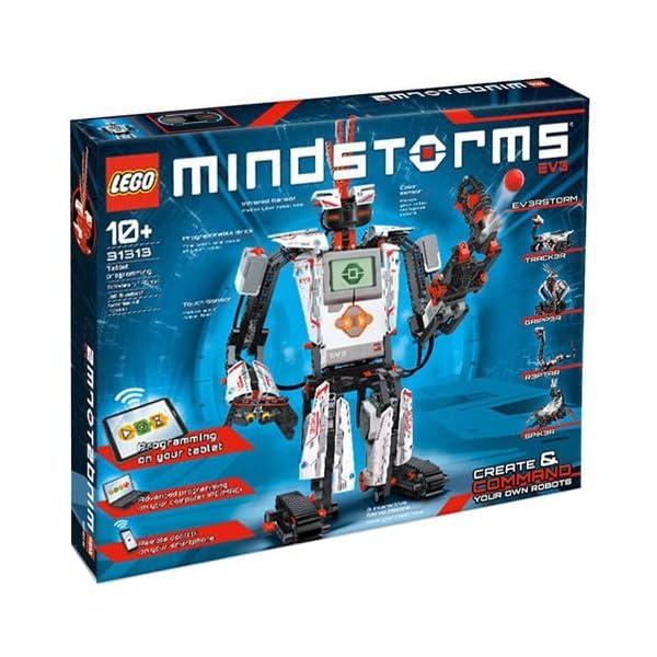 61JpQAMbLDL. SS600  - LEGO Mindstorms - EV3 (31313)