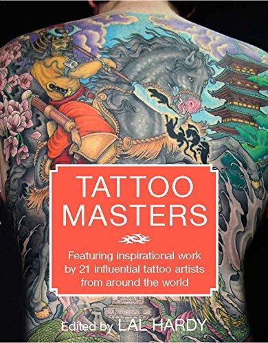 Tattoo Masters por Lal Hardy