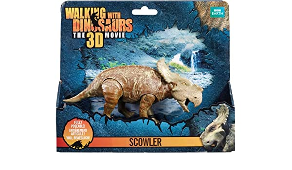 Personaggio del gioco Scowler Walking with Dinosaurs 3d nel regno dei giganti 50723.4300