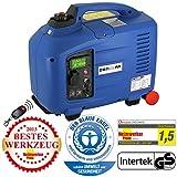 2,8 kW Digitaler Inverter Generator benzinbetrieben DQ2800ER mit E-Start und Funk