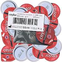 """Ceylor Strawberry 100 Kondome mit Erdbeer-Gleitcreme, Großpackung, verpackt im hygienischen """"Dösli"""", einfach zu... preisvergleich bei billige-tabletten.eu"""