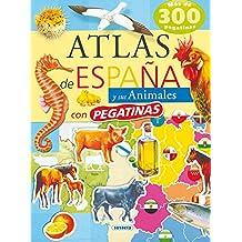 Atlas de Espana y sus animales / Atlas of Spain and its Animals