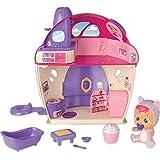 Cry Babies Magic Tears Katie's House Playset, Multi