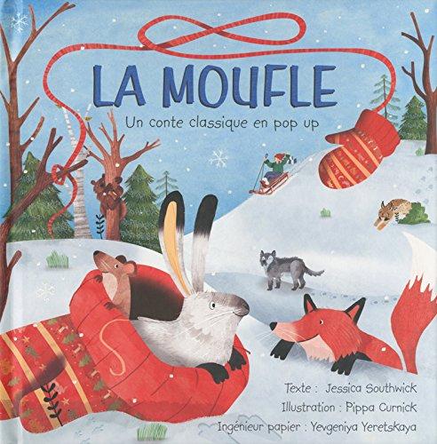 La moufle - Un conte classique en Pop Up
