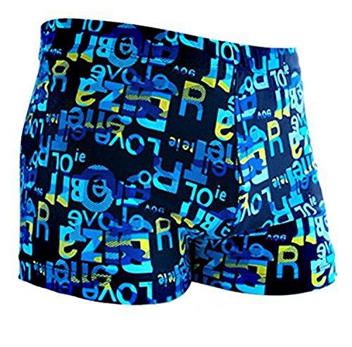Drawihi Swim Trunk Sommer Herren Badehose Weich schnelltrocknend Shorts Gr. M L XL XXL XXXL, XXL