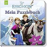 Disney Die Eiskönigin: Mein Puzzlebuch: Mit 4 Puzzles zu je 12 Teilen hier kaufen