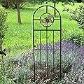 Country Garden Rankgitter Schmetterling 'Essi'   äußerst dekorative Rankstütze für Ihre Kletterpflanzen   passt sich perfekt den Gegebenheiten eines modernen Gartens an von Country Garden bei Du und dein Garten