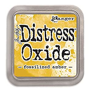Ranger Distress Oxide Ink Pad Stempelkissen Fossilized Amber