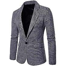 Amazon.it  cappotto doppiopetto uomo - Bianco 7c356f59d6c