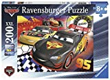 Ravensburger Italy 128198 - Puzzle Cars Disney, 200 Pezzi