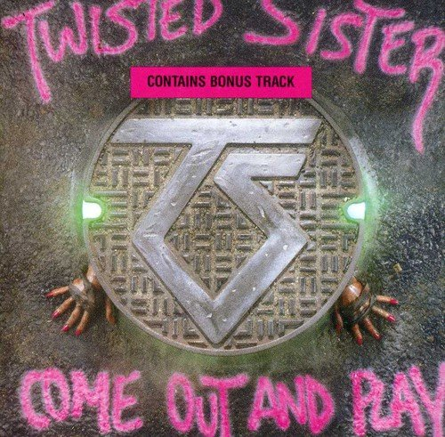 Twisted Sister: Come Out and Play (Audio CD)