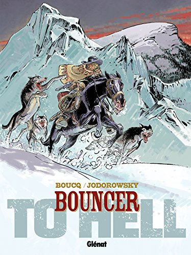 Bouncer - Tome 08: To Hell... par Alejandro Jodorowsky