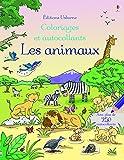 Les animaux - Coloriages et autocollants...