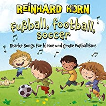 Fußball, Football, Soccer